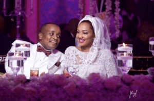 Zahra Buhari And Hubby Welcome Their 1st Child In Spain